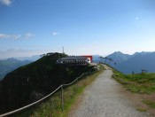 Die Bergstation am Stubnerkogel