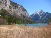 Leopoldsteinersee in Eisenerz Obersteiermark