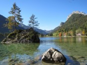 Wanderung um den Bayerischen Hintersee im Berchtesgadener Land